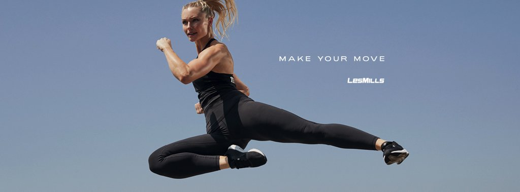 BODYCOMBAT - MAKE YOUR MOVE