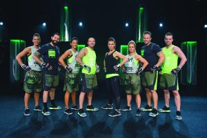 BODYCOMBAT 67 Filming in Stockholm