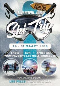 Les Mills Ski Trip 2019