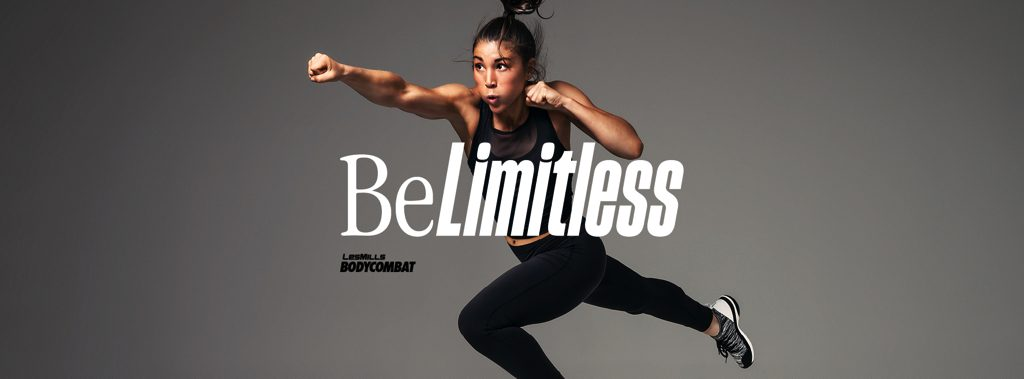 BODYCOMBAT - BE LIMITLESS