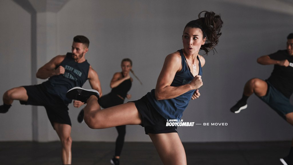 BODYCOMBAT - Be Moved
